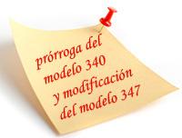 Proyecto de Real Decreto sobre obligaciones formales: modelos 340 y 347 y Notificaciones electrónicas