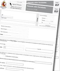 Proyecto de Orden que aprueba el modelo 217 de autoliquidación del IS: Gravamen especial SOCIMI