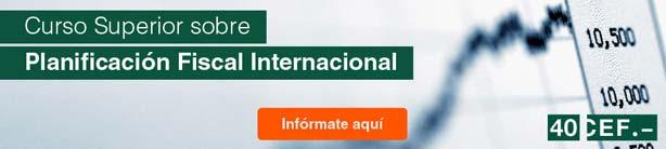 Curso Superior sobre Planificación Fiscal Internacional