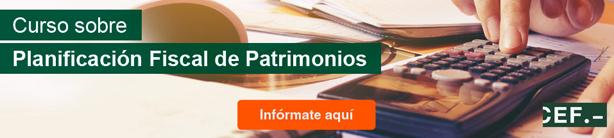 Curso Monográfico sobre Planificación Fiscal de Patrimonios