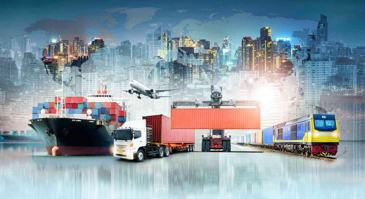 Logística comercial global. DUA