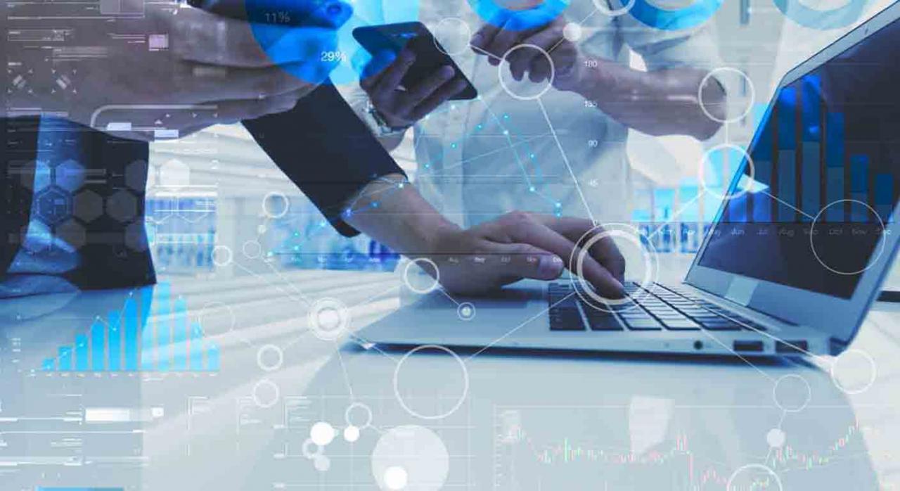 Reglamento del Impuesto sobre Determinados Servicios Digitale. Imagen de un ordenador digital