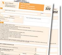Proyecto de Orden que aprueba los modelos 202 y 222 de pagos fraccionados del IS y del IRNR
