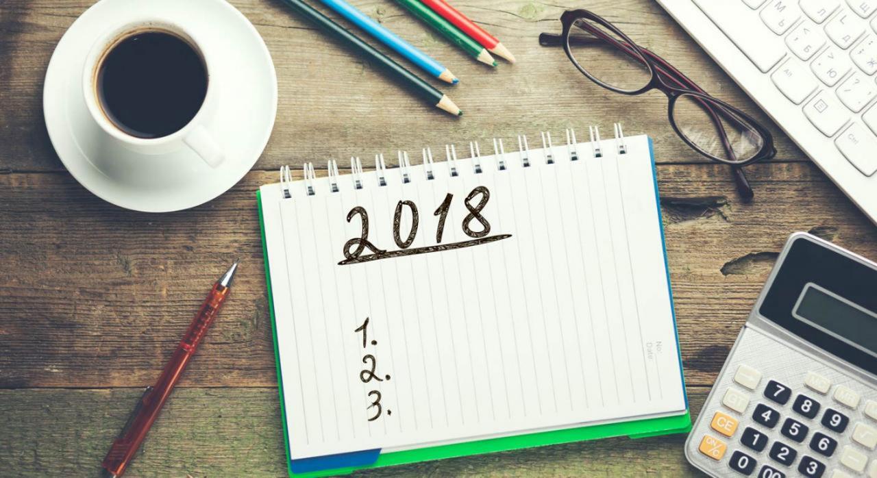 Calendario del contribuyente: Septiembre 2018