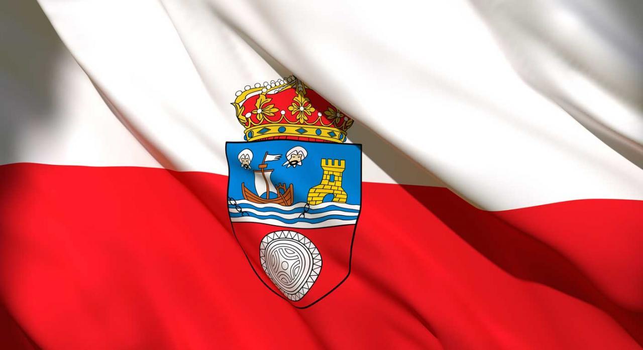 Plazos para la declaración y autoliquidación de tributos en Cantabria. Bandera de la Comunidad de Cantabria