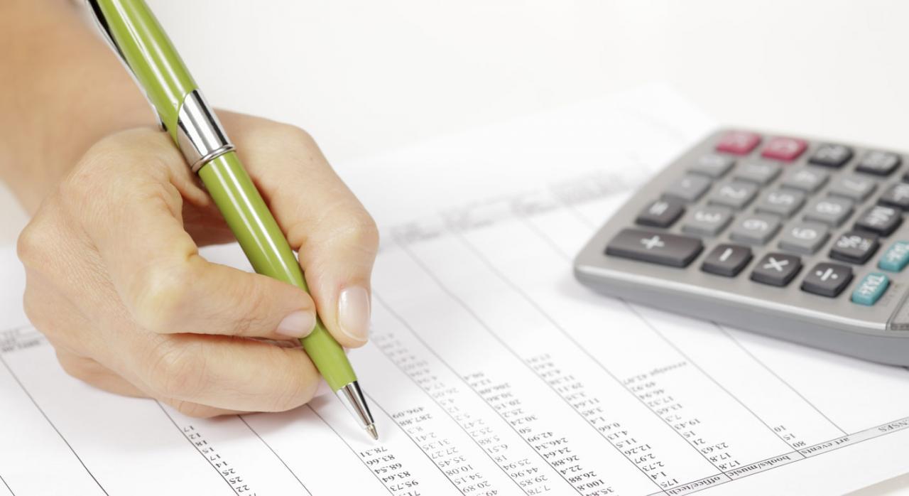 Punteaado contabilidad