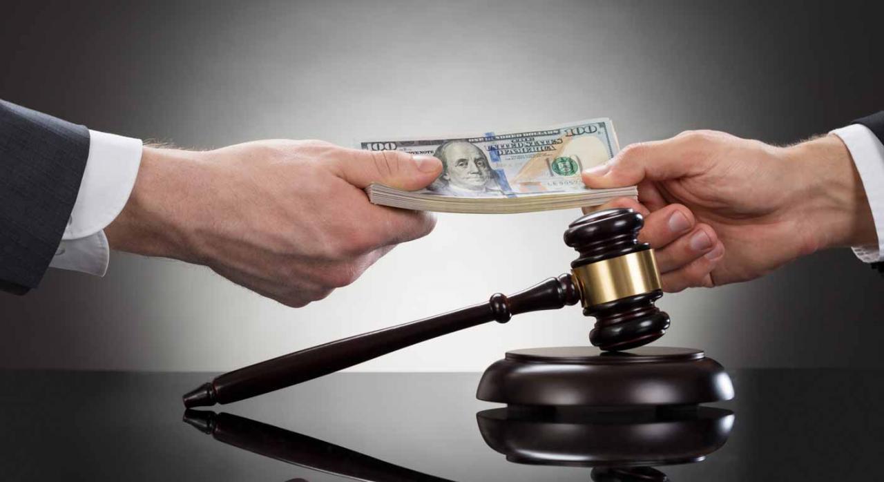 Colapso de los Tribunales