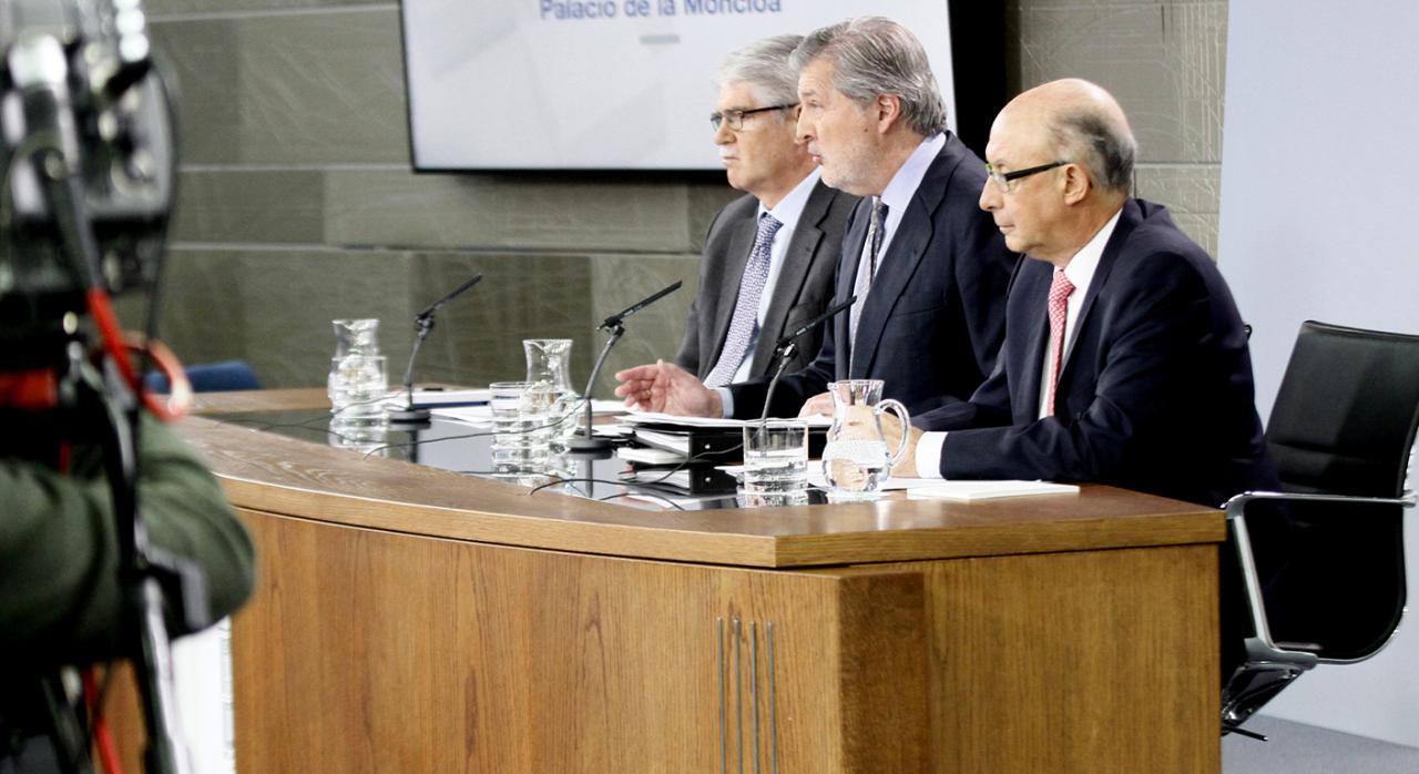 Se remite a las Cortes el proyecto de Ley de Presupuestos Generales del Estado para 2018