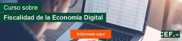 Curso sobre Fiscalidad de la Economía Digital