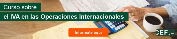 Curso de IVA y Operaciones Internacionales