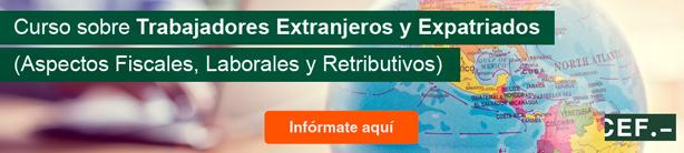 Curso sobre Trabajadores Extranjeros y Expatriados