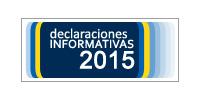 Declaraciones informativas 2015: Aviso de la AEAT acerca de la utilización de tipos de retención diferentes