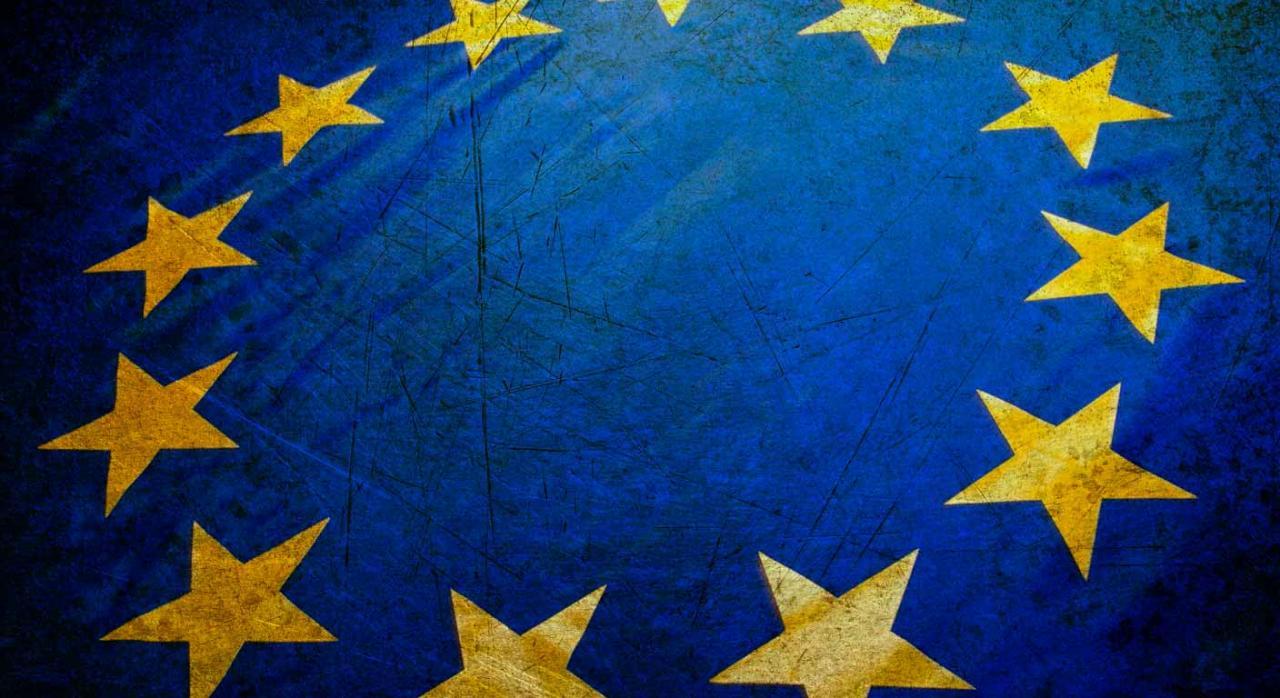 Nueva denuncia de la Comisión al Reino de España. Imagen de bandera europea