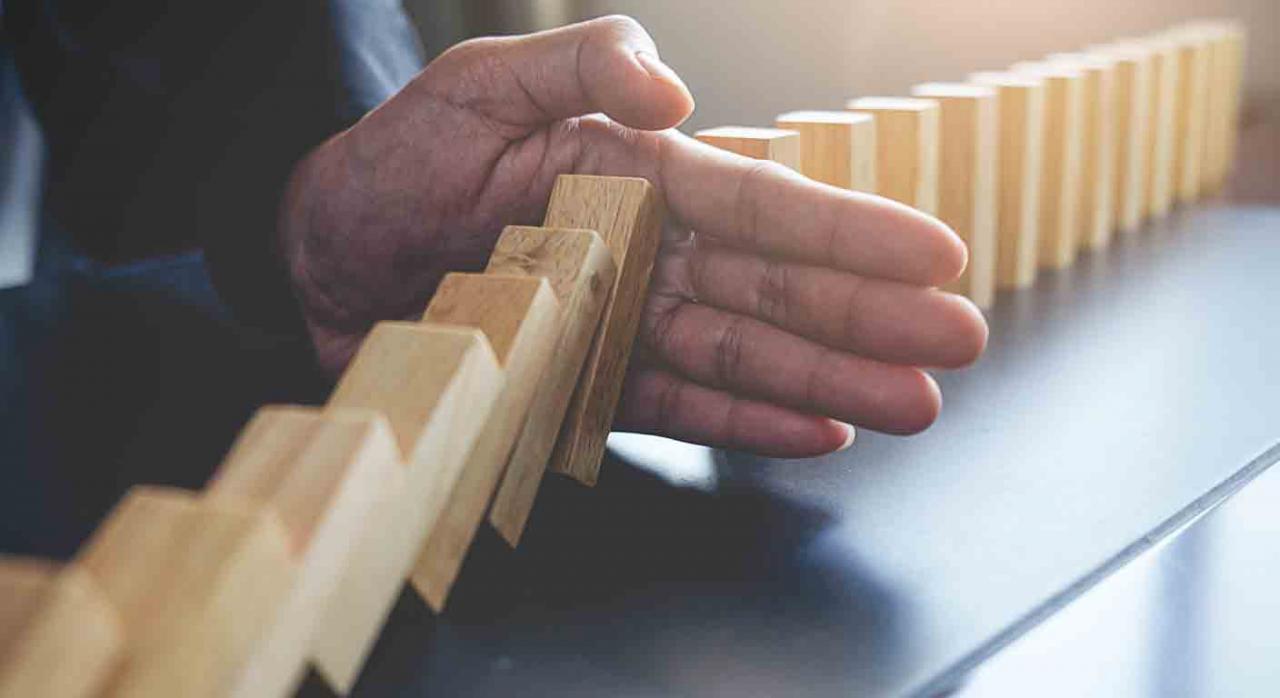 Responsabilidad concurso acreedores.Una mano frena el efecto dominó