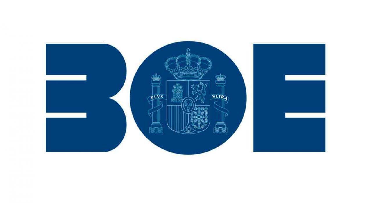 Desarrollo de la nueva estructura básica del Ministerio de Hacienda. Imagen del logo del BOE