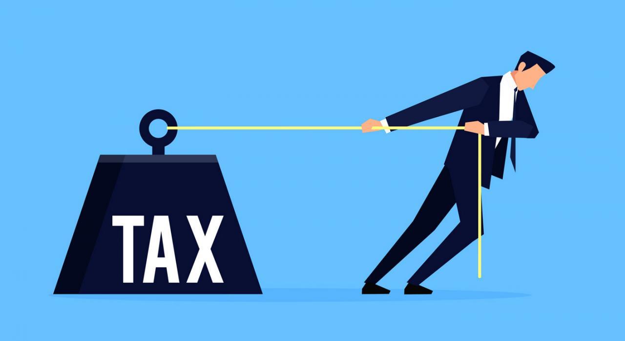Cargas fiscales que soportan los autónomos