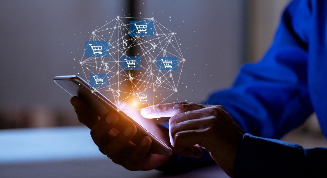 Gipuzkoa adapta sus Reglamentos de obligaciones tributarias formales y de facturación a la nueva regulación del IVA del comercio electrónico. Imagen de una tablet comprando