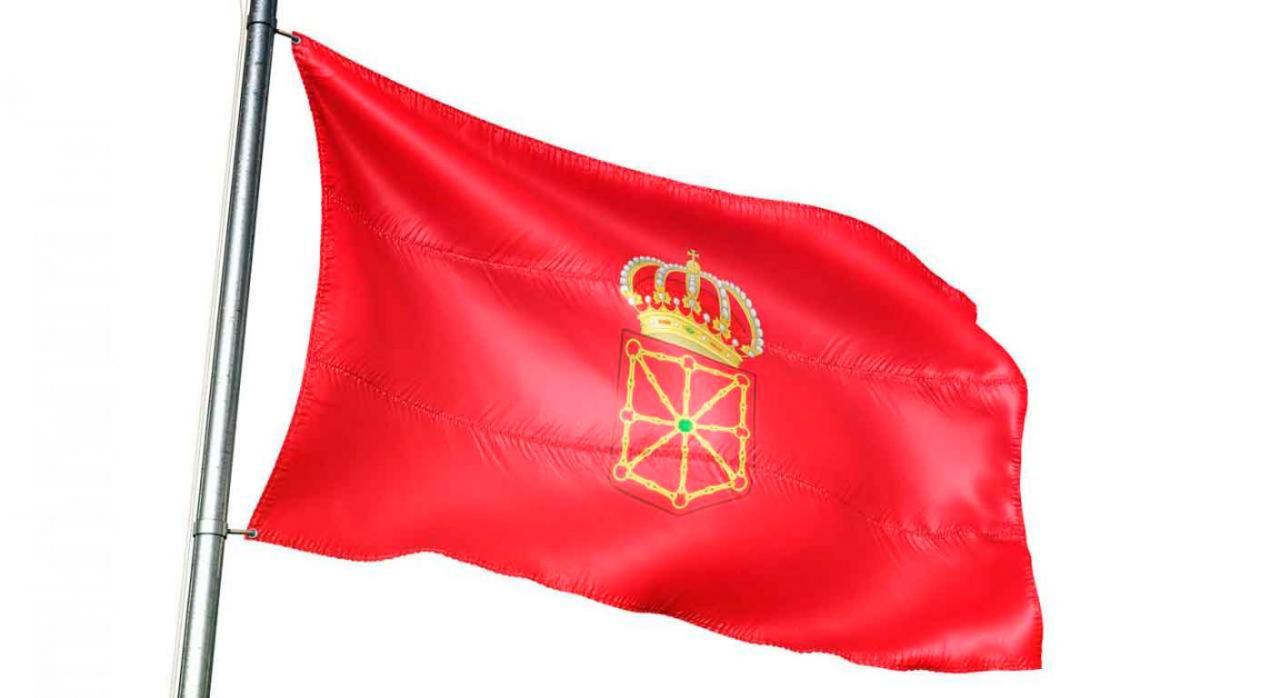 Junta Arbitral de Navarra. Bandera de Navarra