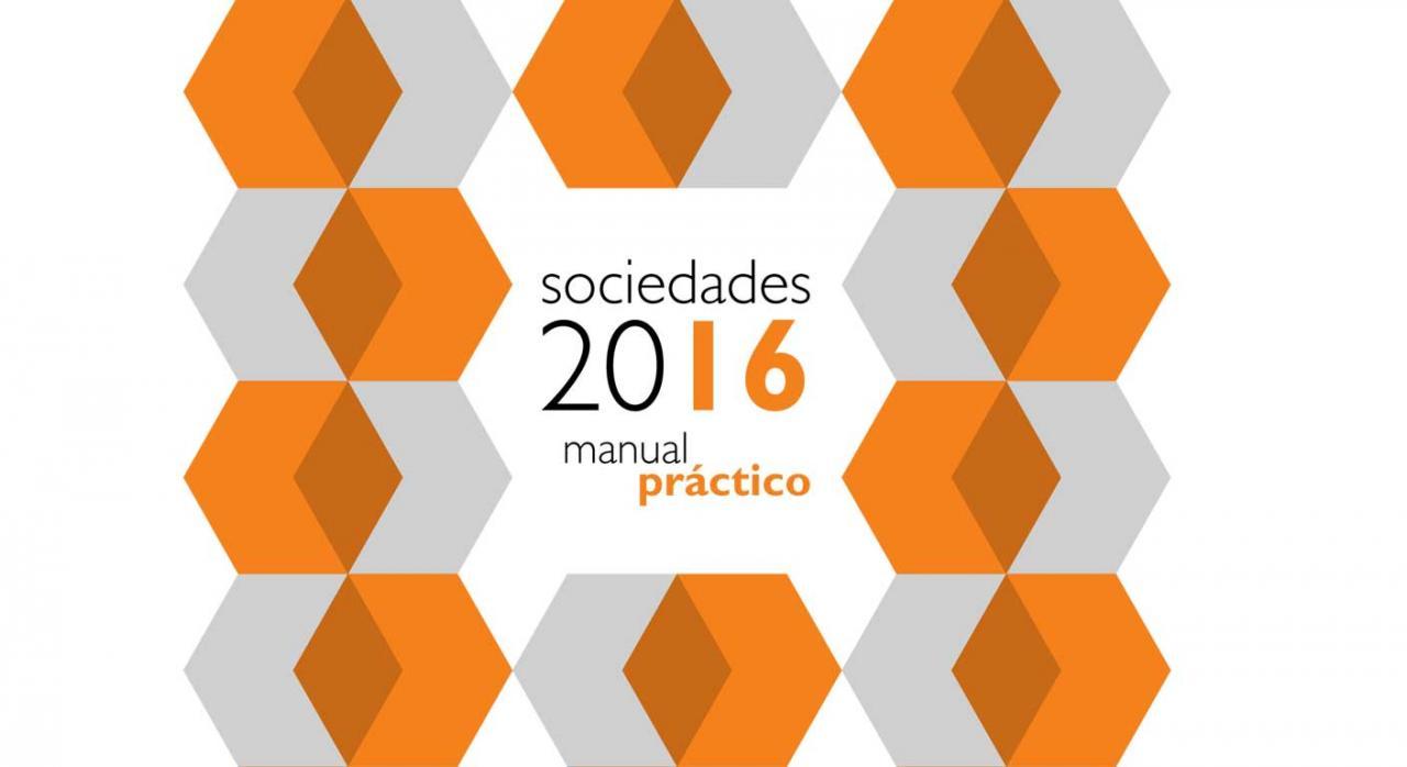 Manual práctico de sociedades