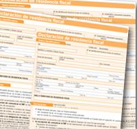 Proyecto de Orden de modificación  de la regulación de diversos modelos del IRNR: 210, 211,  213 y de declaración  de residencia fiscal