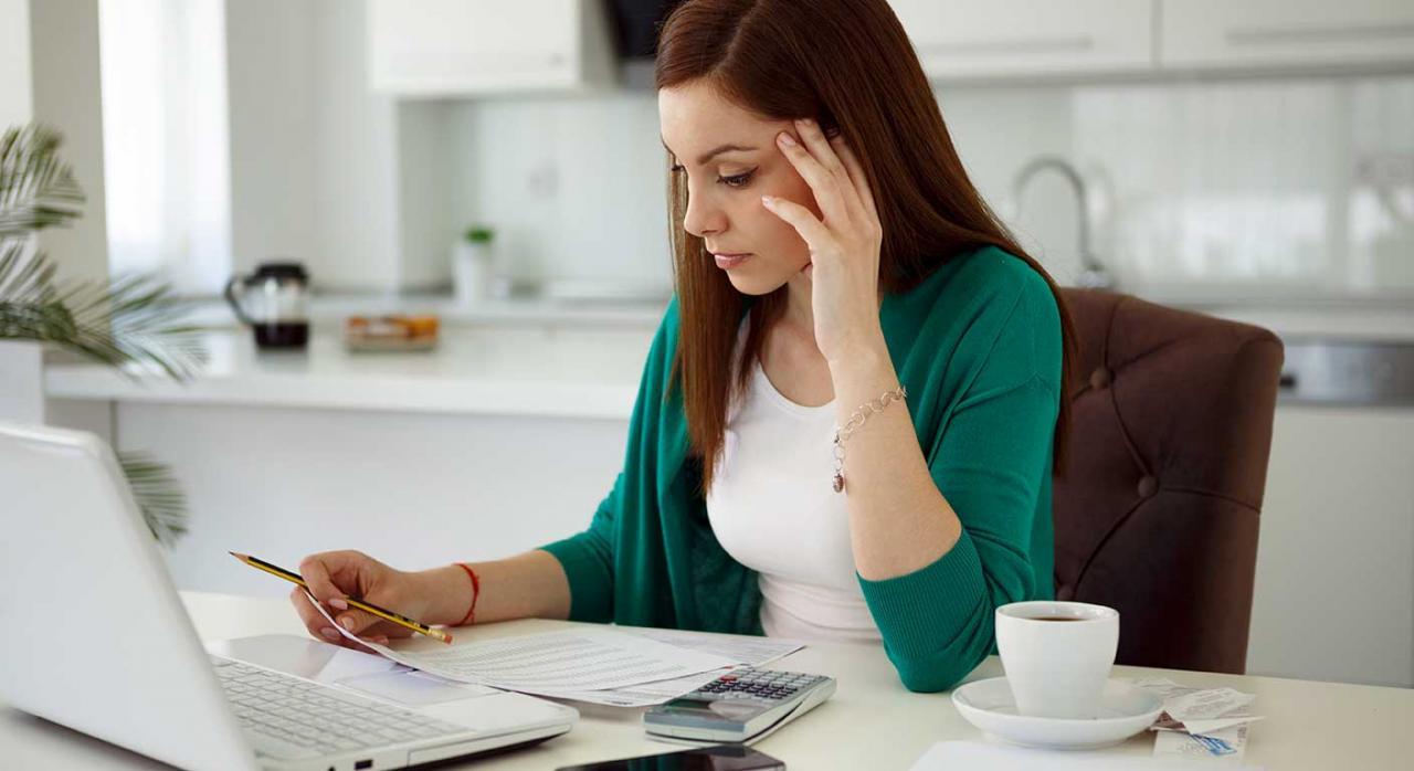 Modelos IS 2020. Imagen de una mujer trabajando con el ordenador
