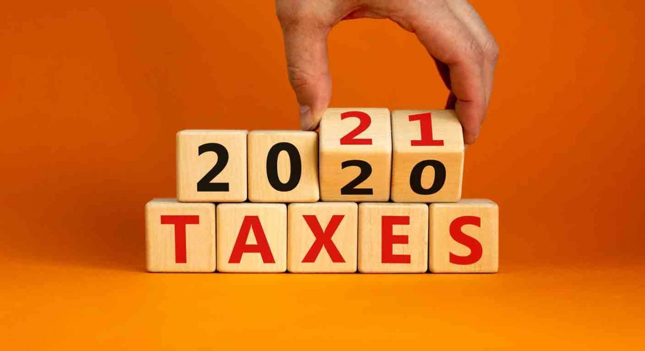 Declaración IRPF 2020. Impuestos para  2020-2021