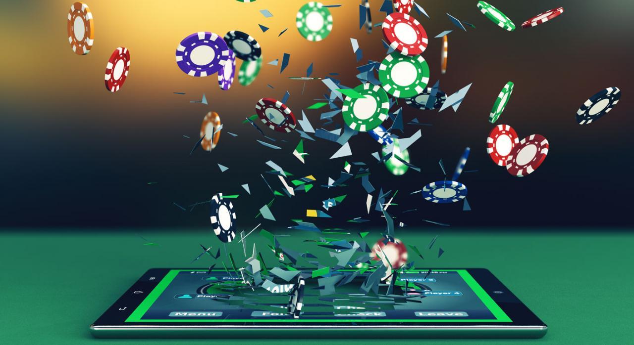 Imagen de fichas de póker