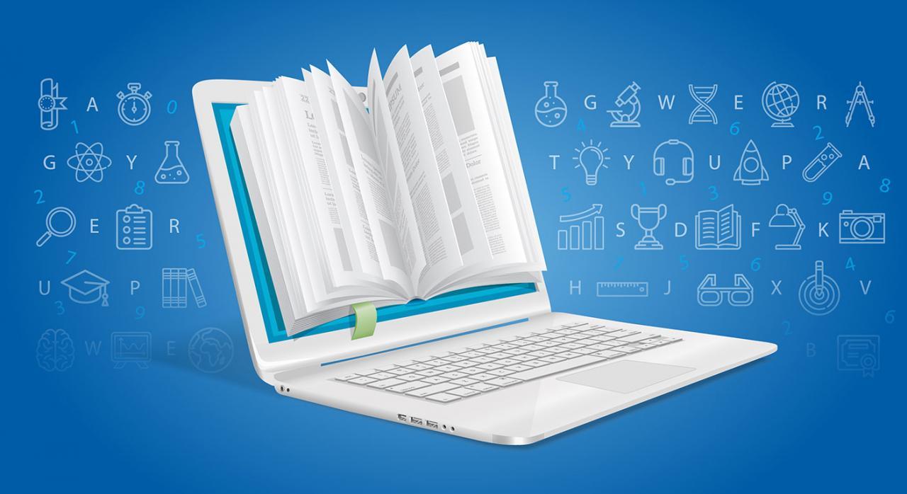 Proyecto orden modificación libros registro IVA sede electrónica. Imagen de un ordenador portátil