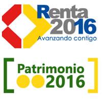 Portal de campaña de Renta y Patrimonio 2016
