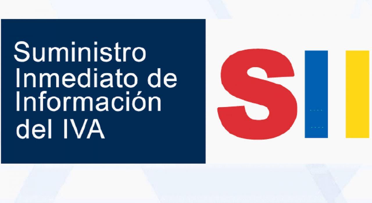 SII validaciones. Logotipo de Suministro Inmediato de Información del IVA