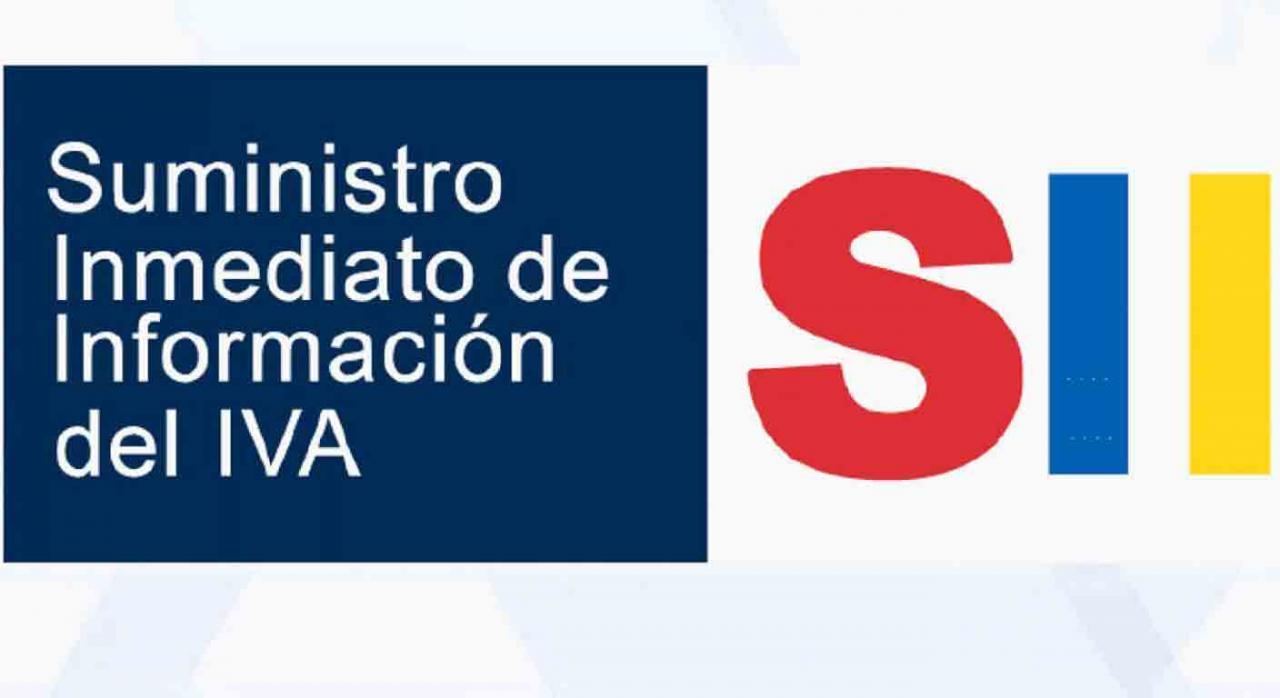 SII validaciones. Imagen del logo de Suministro Inmediato de Información del IVA