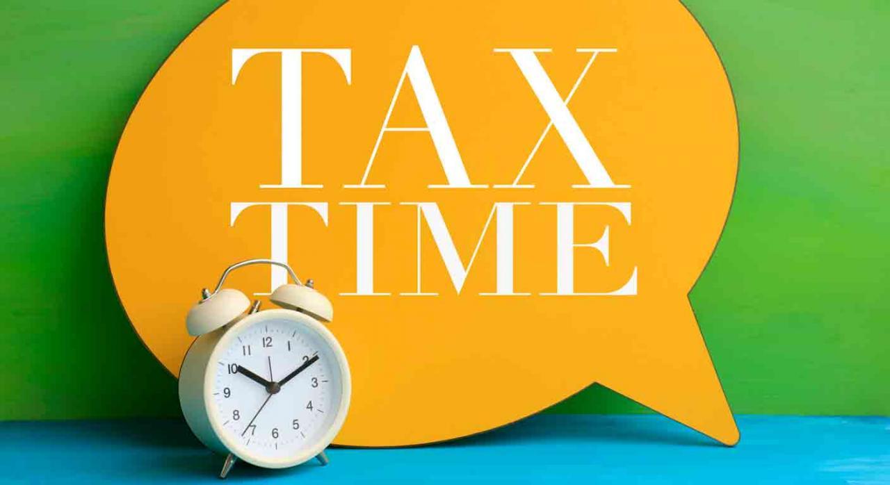 Campaña renta consultas. Tiempo de impuestos