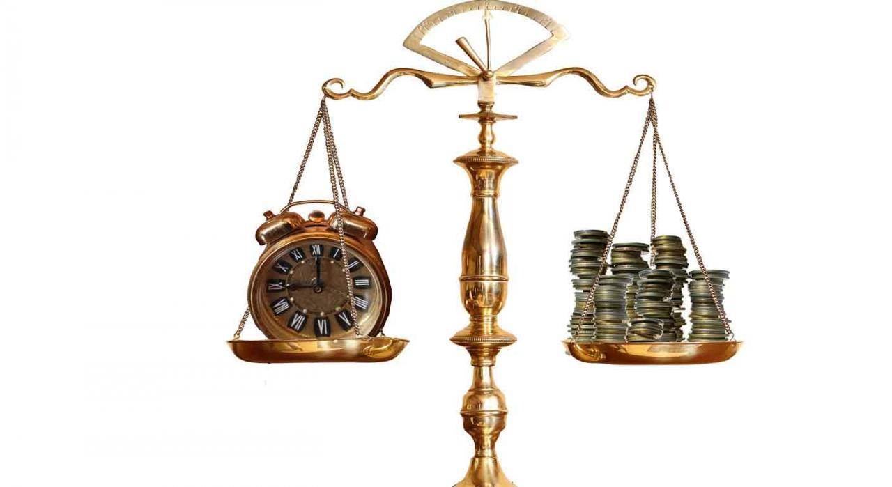 El TS deberá determinar si las sanciones del 720 resultan desproporcionadas y si vulneran la libre circulación de capitales. imagen de una balanza
